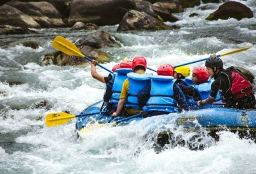 The 3 rivers you should conquer in Nepal