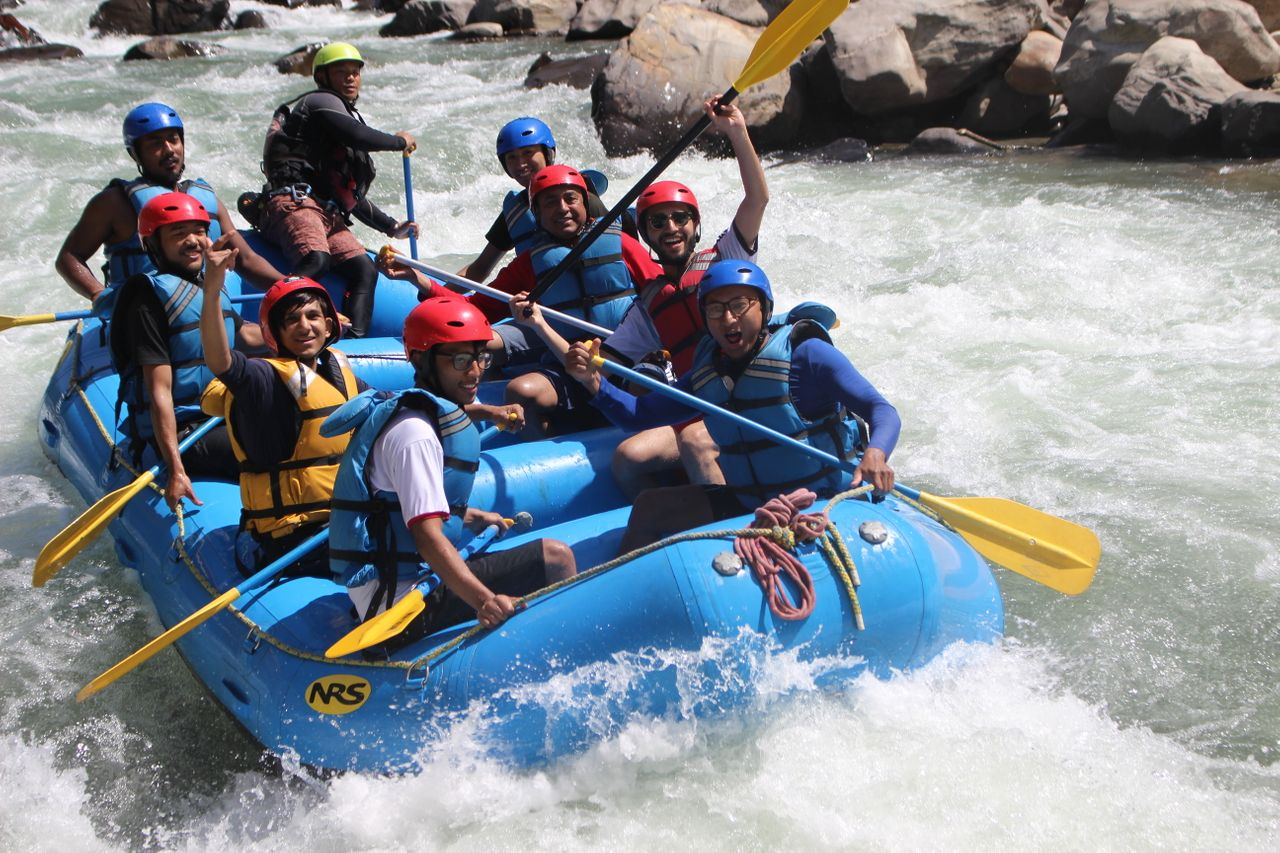 River Rafting adventure!