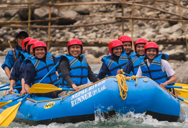 FAQs about rafting in Nepal.