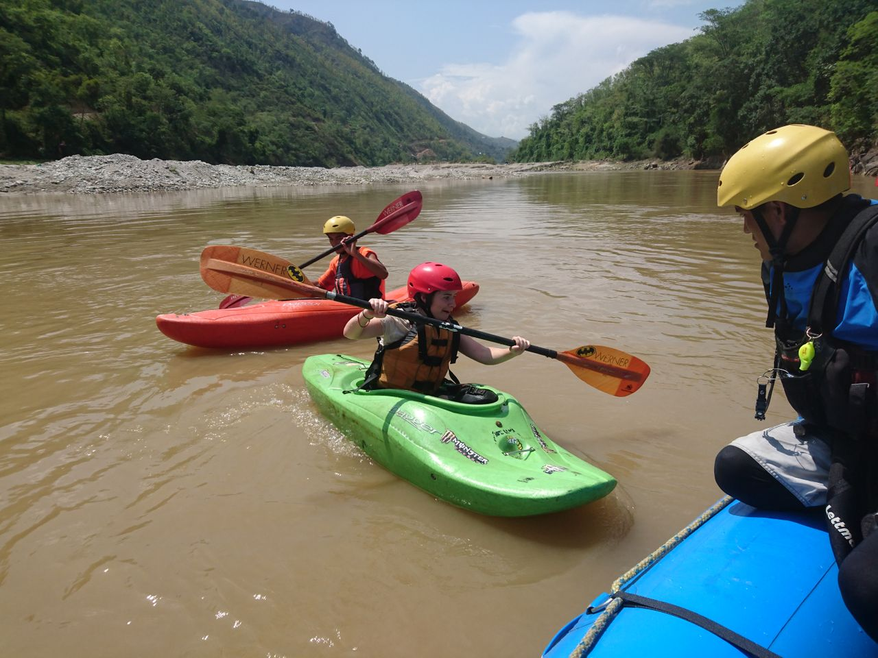 Why Should You Train Before You Go Kayaking?